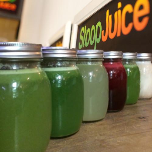 Stoop Juice Kiosk